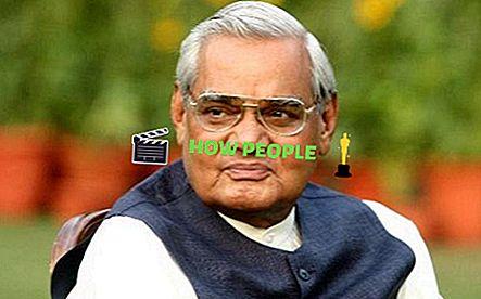 Atal Bihari Vajpayee Edad, esposa, biografía, patrimonio neto, familia, casta, historia y perfil