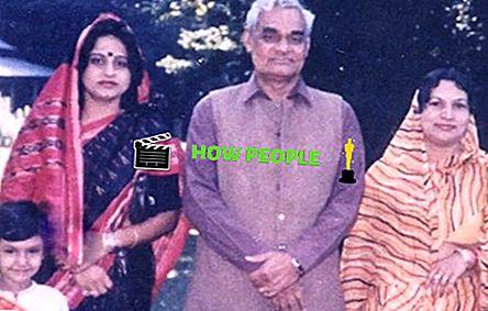 Rajkumari Kaul Wiki (vriendin van Atal Bihari Vajpayee) Leeftijd, biografie, man, familie en profiel