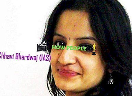 Chhavi Bhardwaj Wiki (IAS) Ålder, make, biografi, nettovärde, familj och profil