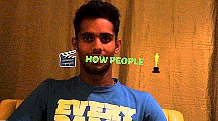 Hanuma Vihari الارتفاع ، الوزن ، العمر ، صديقة ، السيرة الذاتية ، القيمة الصافية ، العائلة والملف الشخصي