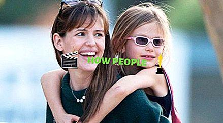 Violettes Affleck-Wiki (Ben Afflecks Tochter) Größe, Alter, Gewicht, Biografie und Familie