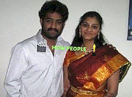 Wiki de Nandamuri Suhasini (filha de Nandamuri Harikrishna) Idade, biografia, crianças e família