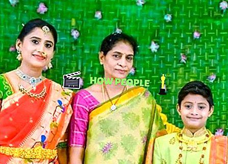 Lakshmi Harikrishna Wiki (Istri Nandamuri Harikrishna) Umur, Biografi, Anak & Keluarga