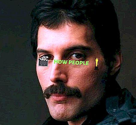 Freddie Mercury Age, Eş, Çocuklar, Biyografi, Aile, Net Değer ve Gerçekler