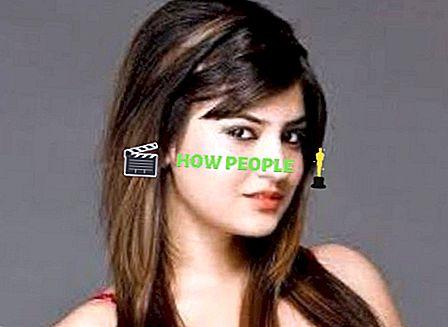Subuhi Joshi Wiki (Schauspielerin) Größe, Alter, Freund, Biografie & Fakten