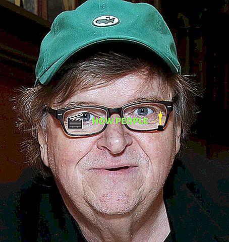 Michael Moore Yaşı, Net Değeri, Karısı, Aile, Biyografi, Çocuklar ve Filmler