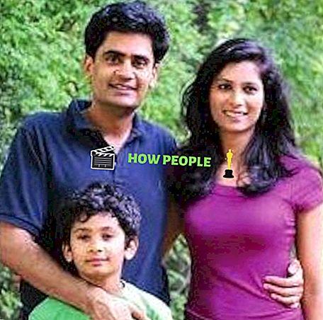 Gita Gopinath Edad, Marido, Patrimonio neto, Familia, Biografía, Hijo y más