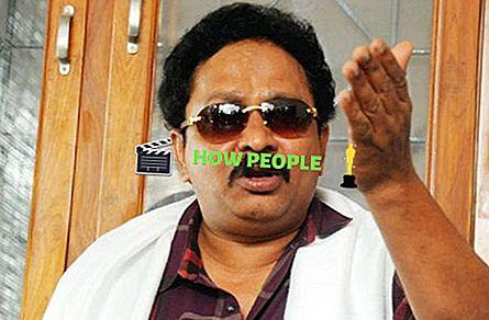 Ramesh Puppala (ผู้ผลิต) Wiki, Bio, อายุ, มูลค่าสุทธิ, หนังถัดไป, ภรรยา, ลูก, กิจการและ Sri Reddy Controversy