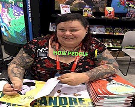 Robin Christensen Roussimoff Wiki (André, la hija del gigante) Edad, biografía, patrimonio neto, luchador, altura, peso y hechos