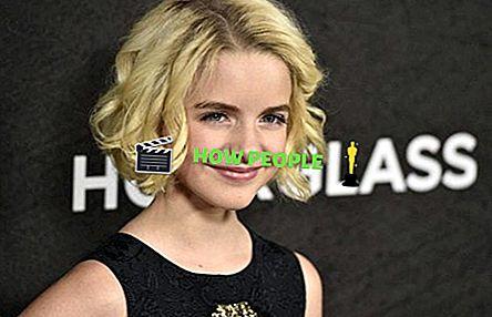 McKenna Grace Größe, Alter, Familie, Biografie, Freund & mehr