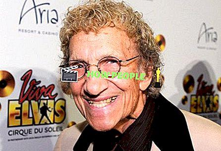 Sammy Shore (Comédien) Wiki, Age, Bio (Valeur nette du mari de Mitzi Shore), Club de comédie, Enfants et photos