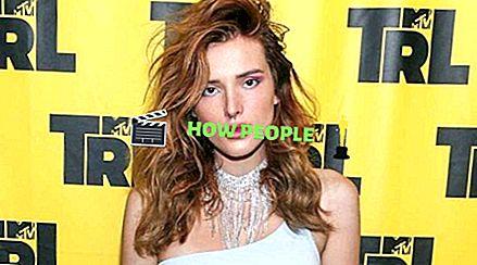 Bella Thorne Größe, Alter, Freund, Familie, Biografie & Vermögen