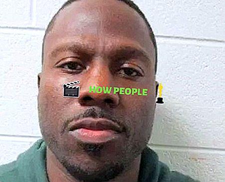 Melvin Rowland Wiki (Lauren McCluskeys Killer) Alter, Familie & Biografie