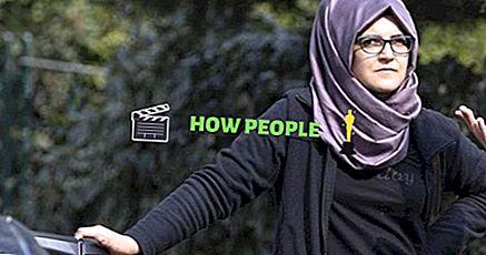 Hatice Cengiz Wiki (Jamal Khashoggi'nin Karısı) Yaş, Çocuklar, Aile ve Biyografi