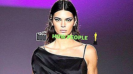 Kendall Jenner Größe, Alter, Freund, Familie, Biografie & mehr