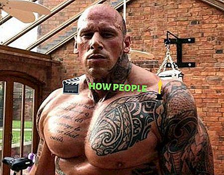Dating bodybuilders Verenigd Koninkrijk