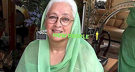 Nafisa Ali (Oyuncu) Yaş, Kocası, Çocuklar, Aile, Biyografi ve Kanser