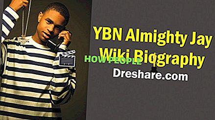 YBN Almighty Jay Wiki, Alter, Größe, Vermögen, Biografie, Fakten zur Familie