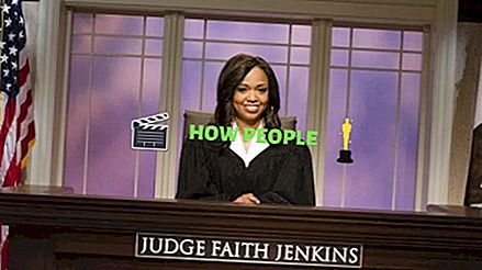 Wiki Judge Faith Jenkins, Idade, Biografia, Fortuna, Etnia, Altura, Peso, Marido e filhos