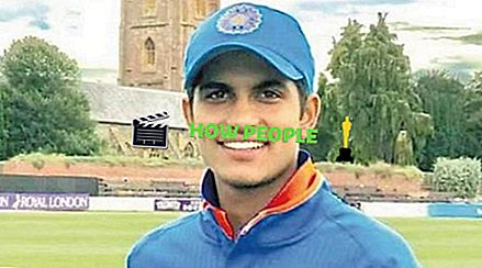 Shubman Gill Height, Age, Girlfriend, Biography, Family, Worth, Fakta