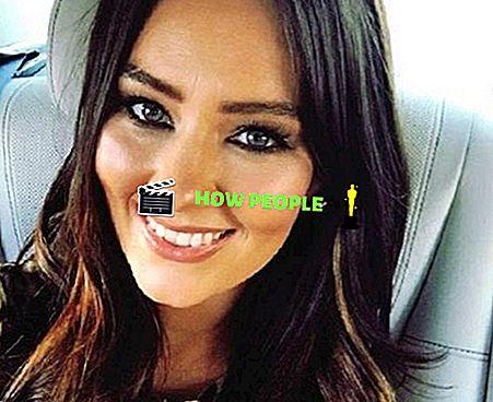 Dee Devlin Wiki (Conor McGregors flickvän) Ålder, biografi och familj