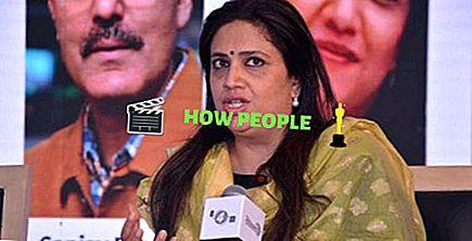 Smita Prakash Wiki (Jornalista) Idade, marido, biografia, família e muito mais