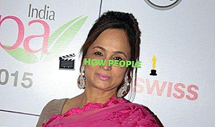 Smita Thackeray Wiki, Idade, Marido, Família, Biografia, Assuntos e mais