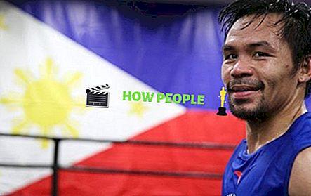 Manny Pacquiao Boy, Yaş, Karısı, Biyografi, Aile, Net Değeri, Bilgiler