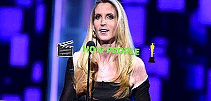 Ann Coulter Age, Mari, Biographie, Taille, Famille, Valeur nette, Plus