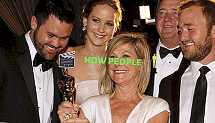 Gary Lawrence Wiki (Père de Jennifer Lawrence) Âge, Biographie, Famille
