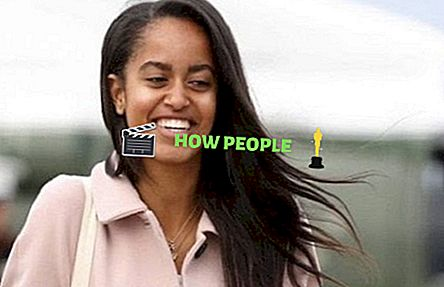 Malia Obama Wiki (Barack Obamas Tochter) Alter, Biografie & Fakten