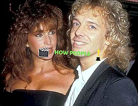 Barbara Gold Wiki (ภรรยาเก่าของ Peter Frampton) อายุชีวประวัติและครอบครัว