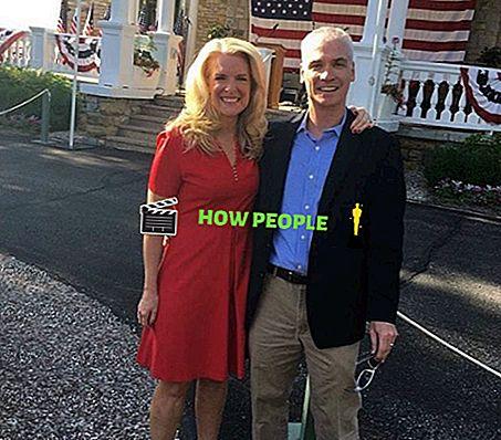 Sean Newman Wiki (Suami Janice Dean) Umur, Biografi, Kanak-kanak, Lebih Banyak