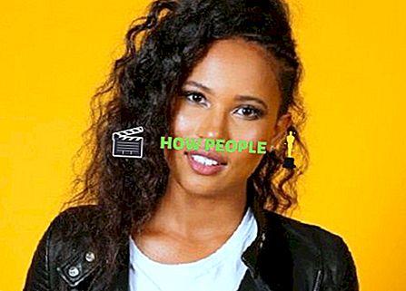 Fola Evans-Akingbola Altura, edad, biografía, novio, familia y más