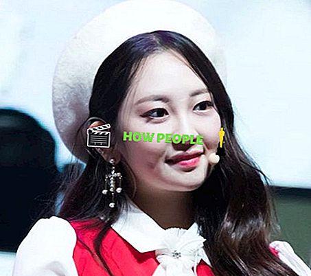 Taeha (Momoland) Altura, edad, biografía, novio, familia y más