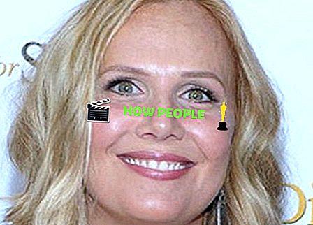 جولي ياغر ويكي ، العمر ، الارتفاع (زوجة بول رود) السيرة الذاتية ، العائلة ، القيمة الصافية