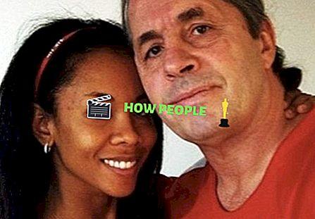 Stephanie Washington Wiki, Age, Bio (Bret Hart's Wife) Keluarga & Lebih
