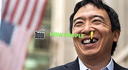 Andrew Yang Età, moglie, patrimonio netto, biografia, famiglia, figli e altro