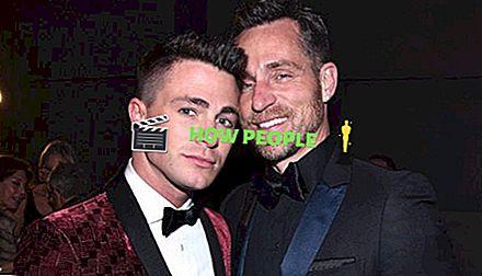 Jeff Leatham (marido de Colton Haynes) Wiki, Idade, Biografia, Fortuna, Altura, Peso, Gay, Etnia e fatos