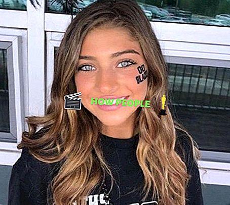 Gia Giudice Wiki, ålder, höjd (Teresa Giudices dotter) Bio & familj