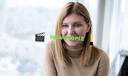 Olena Zelenska Wiki (Volodymyr Zelensky Wife) Wiek, biografia, rodzina i fakty