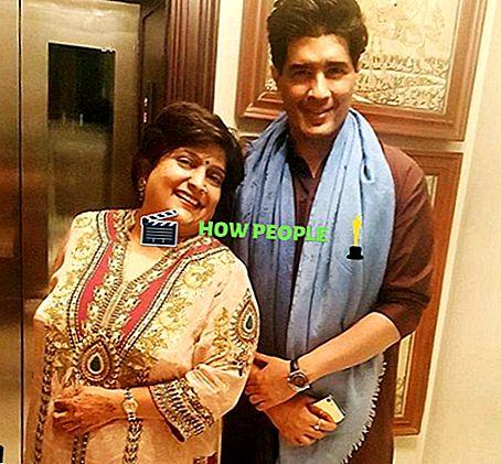 Veena Nagda Wiki (Sonam Kapoor Mehendi Designer) Biografia, Idade, Altura, Peso, Fortuna, Marido e filhos