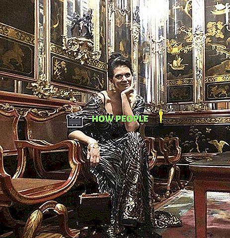 Veronica Berti Wiki, Usia, Bio (Andrea Bocelli Wife) Keluarga, Anak-Anak, Fakta