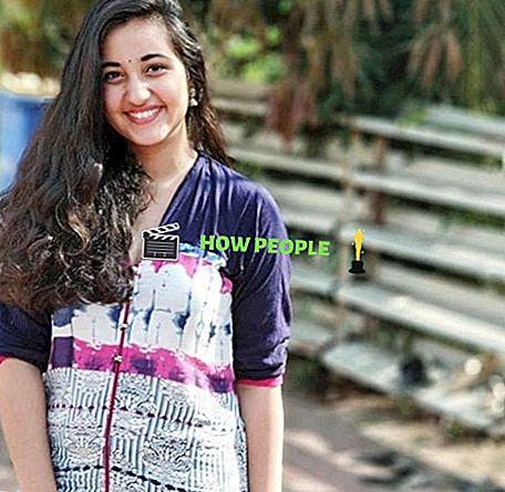 Revathi Pillai (attrice) Wiki, età, altezza, biografia, famiglia e ragazzo