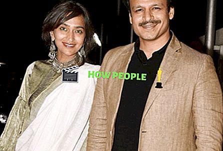Priyanka Alva Oberoi Wiki, Yaş (Vivek Oberoi'nin Karısı) Biyo, Aile, Gerçekler