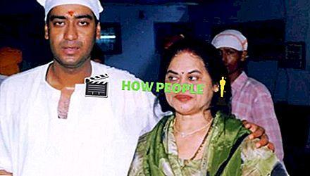Veena Devgan Wiki, Alter, Ehemann (Ajay Devgns Mutter) Bio & Familie