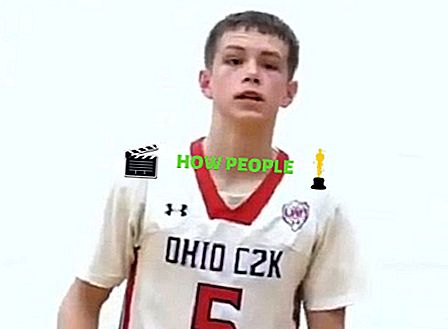 Gabe Cupps Taille, Poids, Age, Biographie, Famille, Basketball & Wiki