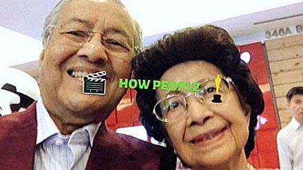 Siti Hasmah Mohamad Ali (Ehefrau von Mahathir Bin Mohamad) Wiki, Bio, Alter, Vermögen, Ethnizität & Fakten