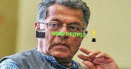 Girish Karnad Age, Épouse, Biographie, Enfants, Famille, Caste & Faits