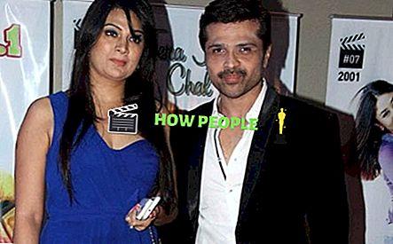 Sonia Kapoor (Himesh Reshammiya's Wife) Wiki, età, biografia, altezza, peso, marito, patrimonio netto e fatti